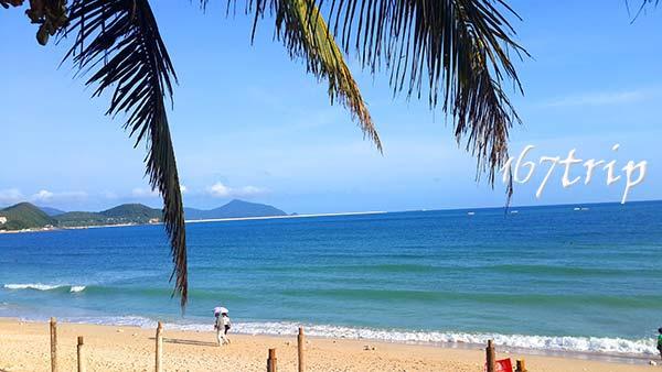 三亚划定5个公共海滨浴场